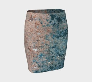 Blue and Beige Grunge Texture preview