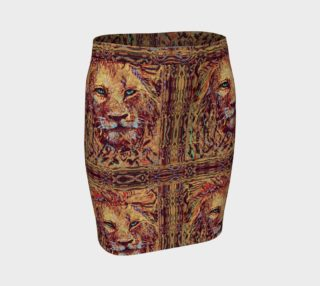 King Leo Lion-Guard Thick Band Skirt preview