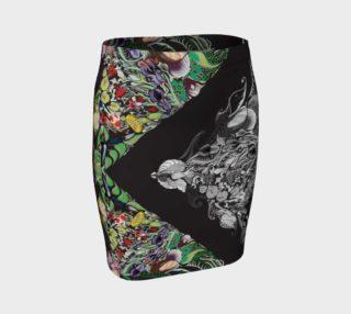 Aperçu de skirt black