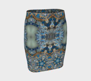 Aperçu de Zimbola fitted skirt by Annabellerockz
