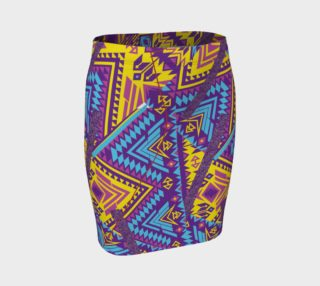 TIKI Original Fitted Skirt  103-8 preview