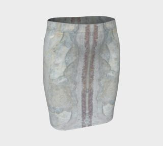 Stone Texture Mini Skirt preview