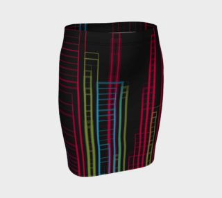 City Slicker Fitted Skirt preview