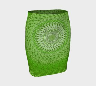 Sun Mandala green preview