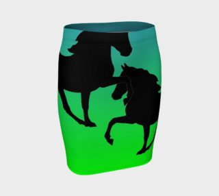 EQUINE Fitted Skirt  103-3 preview