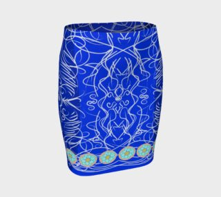 Flor de Seis Doble Day n Night Vibe blue preview
