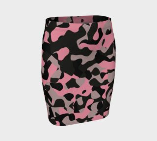 Pink and black Camo preview