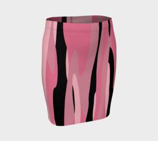 Aperçu de pink and black abstract 2
