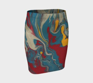 Flow Fitted Skirt preview