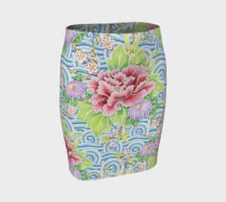 Aperçu de Blue Kimono Bouquet