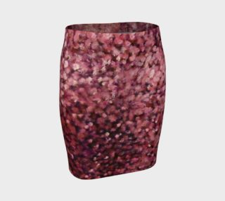 Anemone Fitted Skirt preview