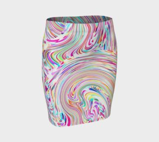 Bright Mesh Skirt preview