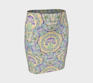 Iris Nouveau Skirt preview