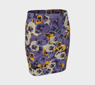 Pansy Skirt preview