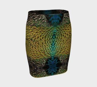 Peacock Feather Skirt preview