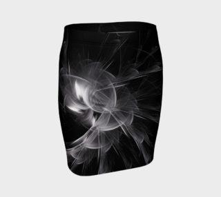Aperçu de Redeemed B/W Fitted Skirt