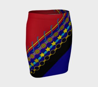 Starline Fitted Skirt preview