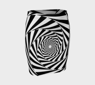 Hypnotic Fitted Skirt preview