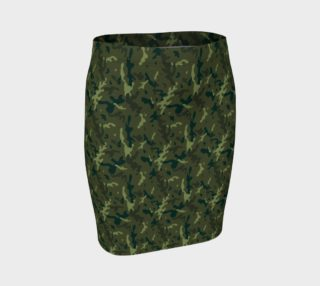Forest camouflage preview