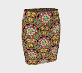 Westminster Mandala Skirt preview