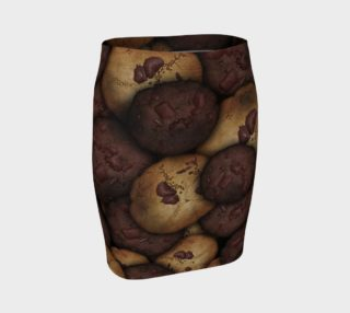 Chocolate Chip Cookies Skirt preview