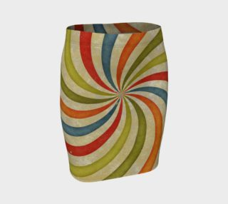 Psychedelic Retro Swirl preview