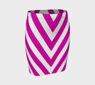 Pink And White Skirt preview
