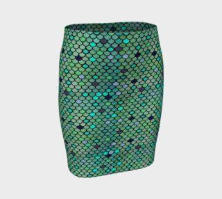 Women's Mermaid Pencil Skirt preview
