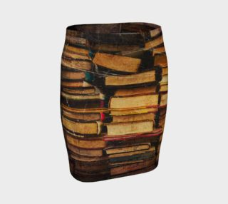 Lost stories Fitted Skirt preview