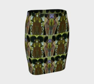 JAZEAZ® Dancer -fitted skirt preview