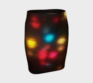 Traffic Light Reflections Skirt preview