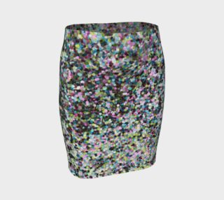 Fitted Skirt Glitters preview
