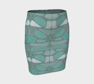 Crazy Fitted Skirt preview