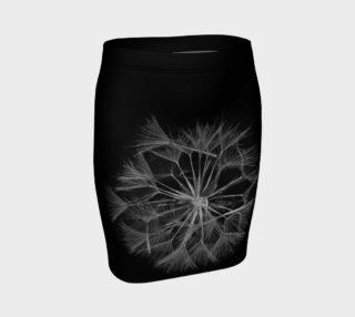 Midnight Skeleton (Skirt) preview