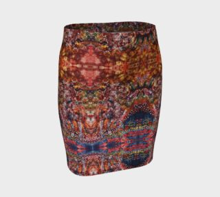Carnival Fitted Skirt preview