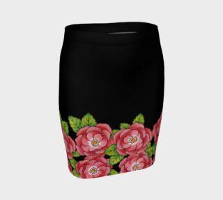 Alpen Rose on Black preview