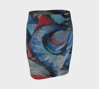 Flying Ocean Bomb Skirt preview