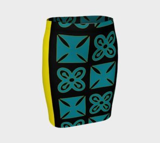 Adinkra Skirt preview