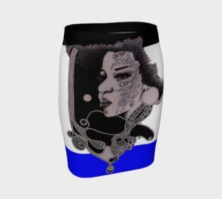 Aperçu de FITTED skirt art