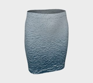 Bubbly Ice Cool Fitted Skirt preview