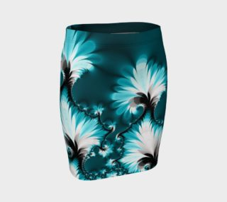 Nikki's Fractal Fitted Skirt preview