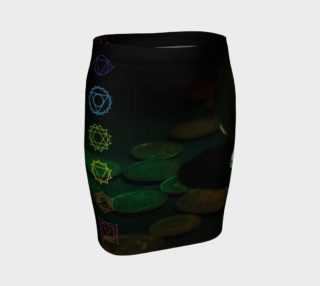 Chakra coin skirt preview