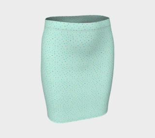 Blitzen Fitted Skirt preview