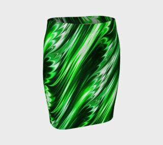 Emerald Fitted Skirt preview
