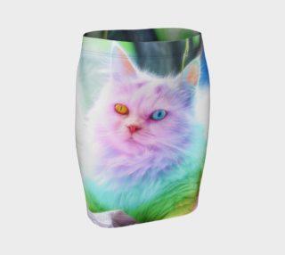Unicorn Rainbow Cat Skirt preview