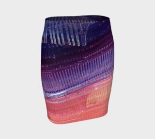 comb skirt preview