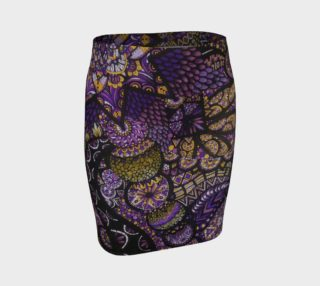 Purple Madness Skirt preview