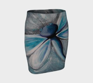Magnum DragonFly Fitted Skirt preview