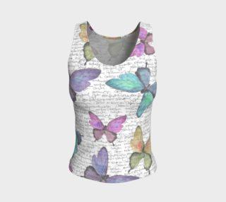 Butterfly (white) aperçu