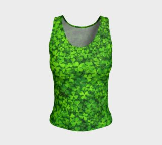 Shamrock Fitted Tank Top preview